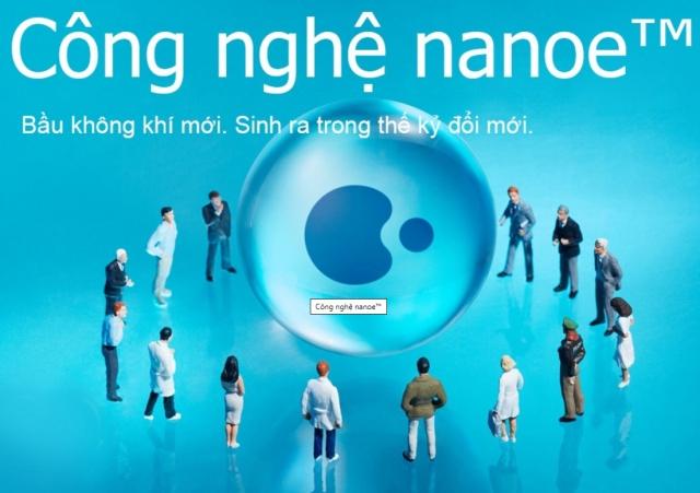 Công nghệ Nanoe trên máy lọc không khí và điều hòa Panasonic tiêu diệt tới 99,9% virus Cúm