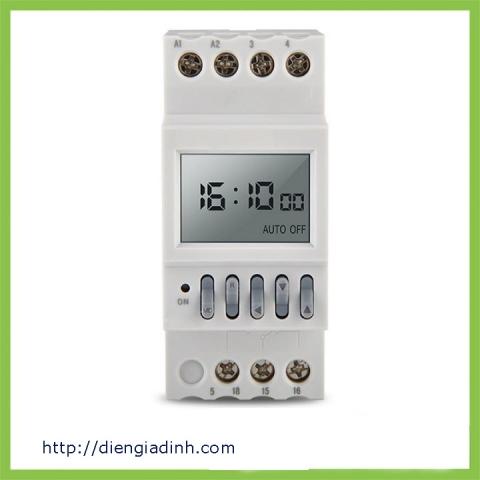 Hướng dẫn sử dụng Timer tháng NKG-5 hoặc BT1-30